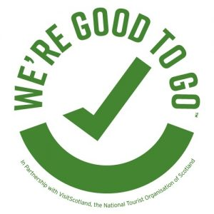 we are good to go tourist board coronavirus green tick linked to covid precautions and information page