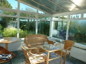 Conservatory, Games space,