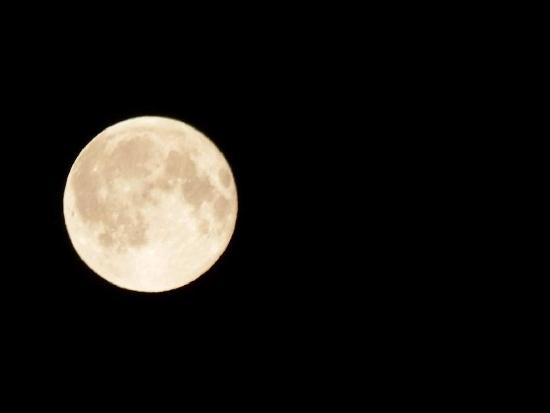 Skies Full Moon BenderlochSelfCatering