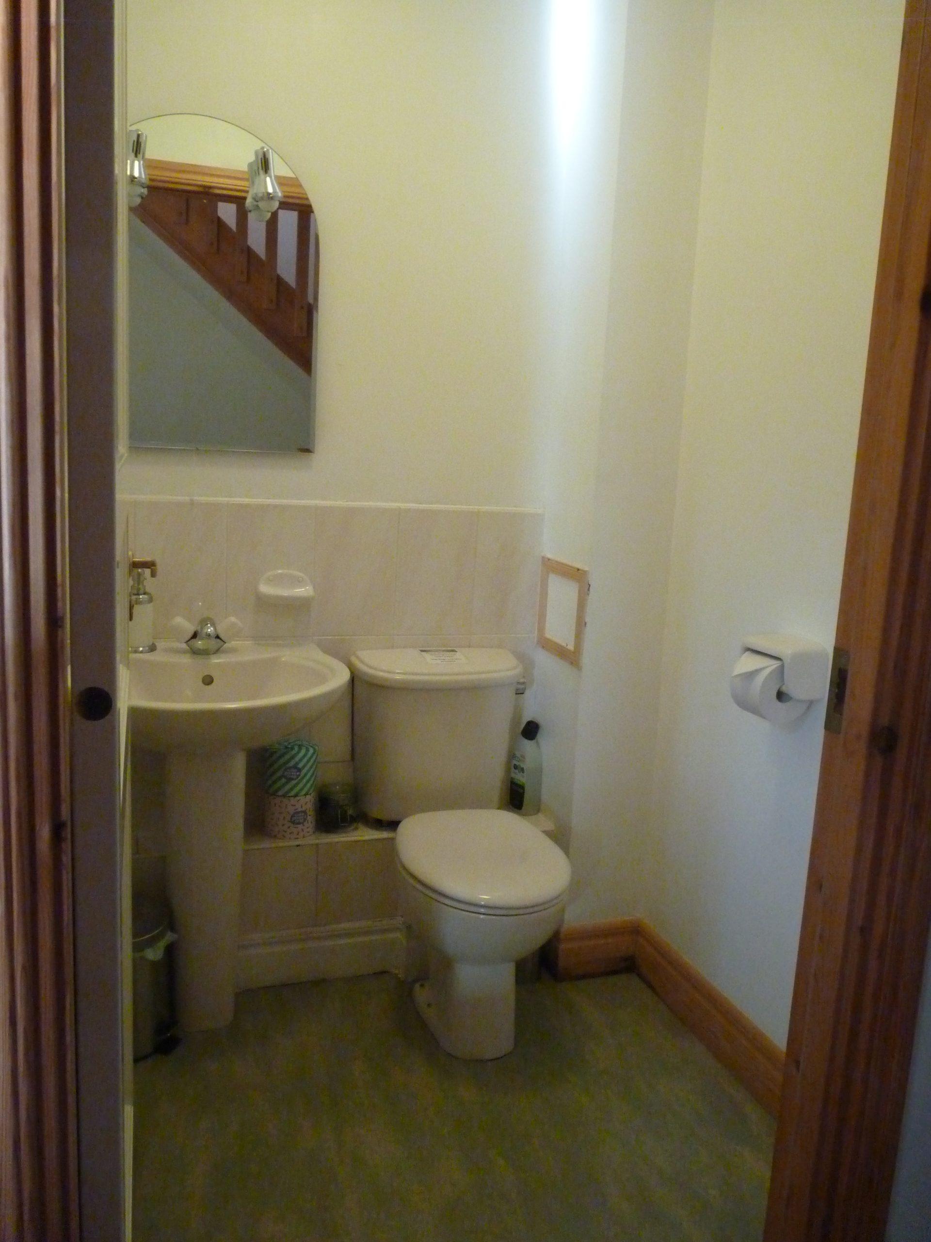ToiletBenderlochSelfCatering