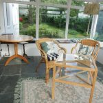 Conservatory . space to chill out in the warm and light