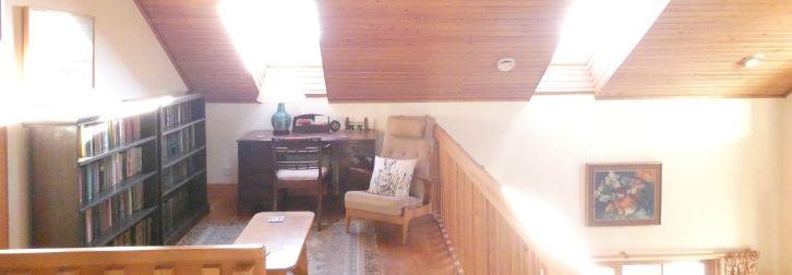 Balcony study area header