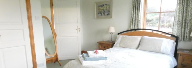 Double bedroom en suite header