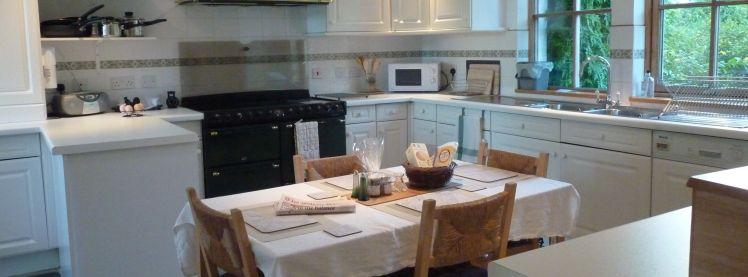 Kitchen kintaline header